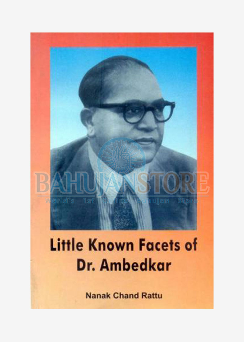 Little Known facets of Dr. Ambedkar