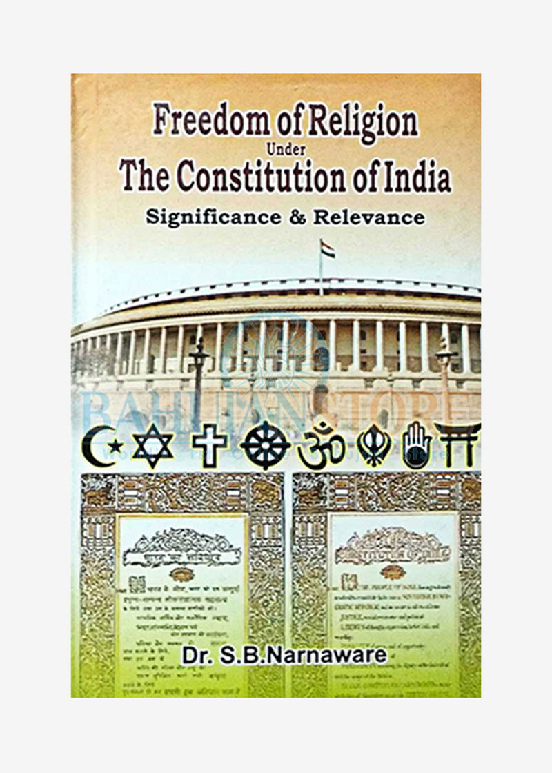 Freedom of Religion under The Constitution of India