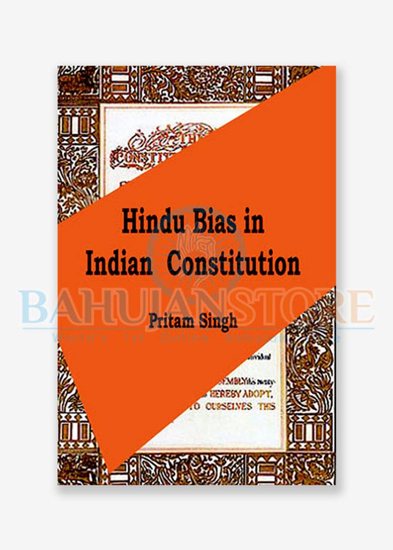 Hindu Bias in Indian Constitution