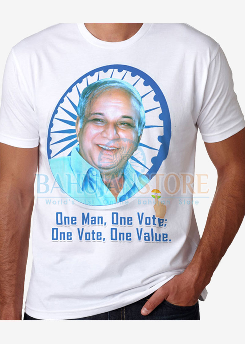 One Man One Vote T-Shirt