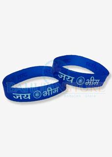 Jai Bhim Wrist Band ( 5 Pcs)