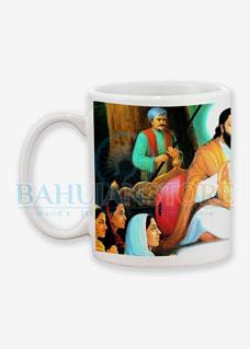 Sant Ravidas printed Ceramic Mug