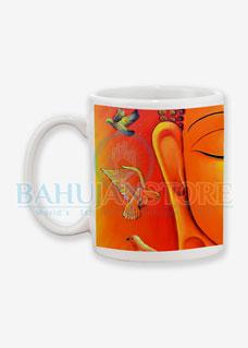 Buddha Ceramic Mug