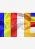 Panchsheel Flag 40 x 60 inches