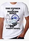 Ambedkar Taking Shape T-Shirt