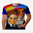 Rashtrabhakt Dr. Ambedkar with Buddha T-Shirt