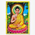 Buddha Photo size 5x7 inches