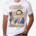 Babasaheb Dr. Ambedkar with Parliament T-Shirt